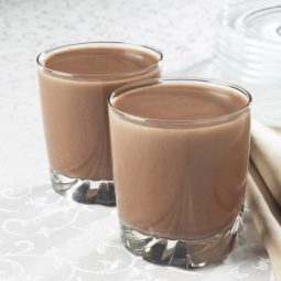 high protein chocolate drink