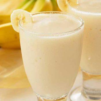 banana protein shake mix