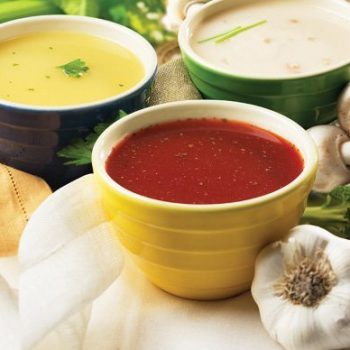 variety pack keto soups