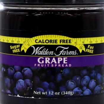 grape sugar free spread