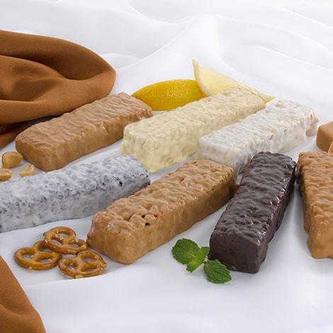 variety keto protein bars