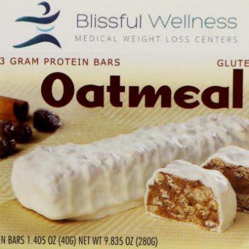 oatmeal protein bar