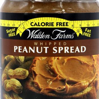peanut sugar free spread calorie free