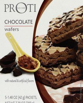 proti chocolate wafers