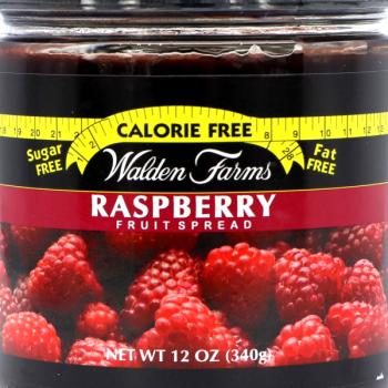 raspberry sugar free spread