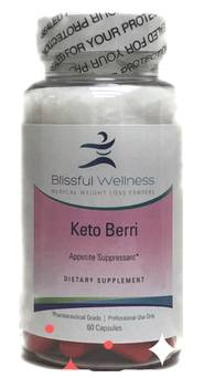 Blissful Wellness Vitamins