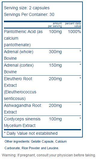 otc adrenal medicine