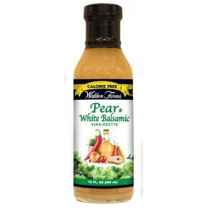 Pear Balsamic vinaigrette salad dressing low carb