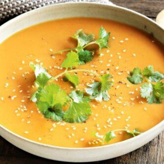 low carb thai soup