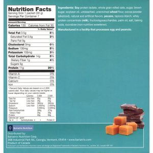 carbs in granola