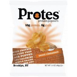 cinnamon protein snack