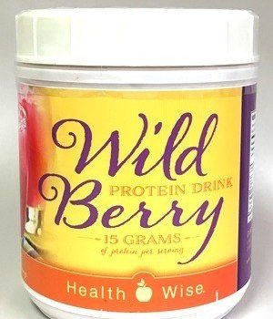 berry protein drink