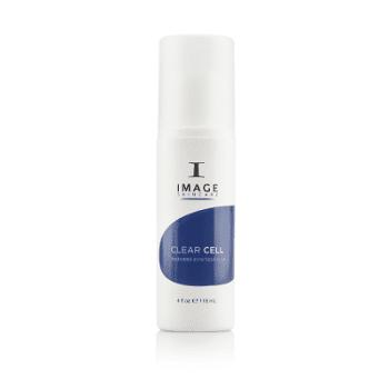 scrub acne-prone skin