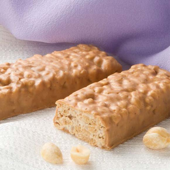 low carb peanut butter protein bar