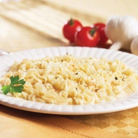 creamy chicken pasta high protein