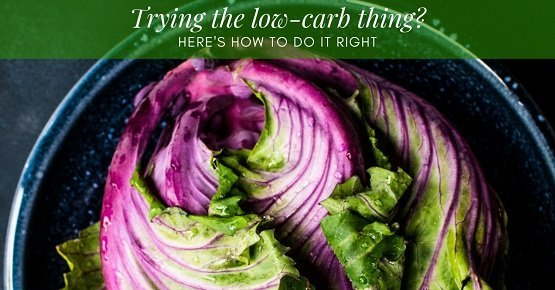 low carb food guide