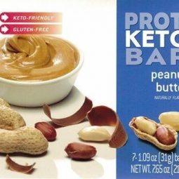 keto protein bar