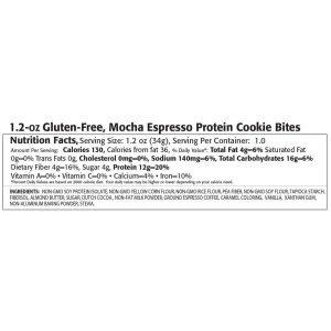 mocha espresso cookies