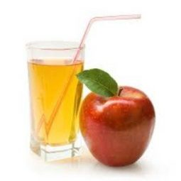 high protein apple juice