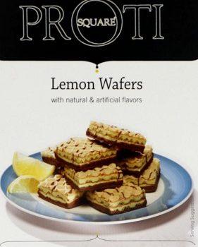 proti lemon wafers