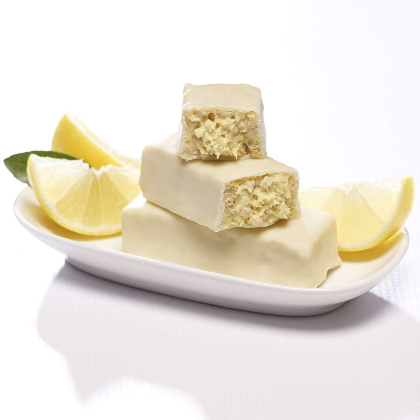 lemon keto protein bar