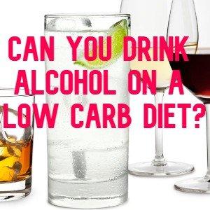 low carb alcohols