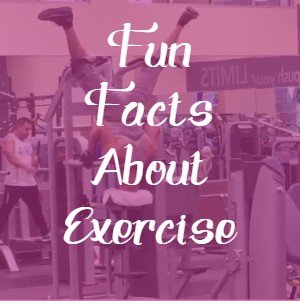 cool exercise facts