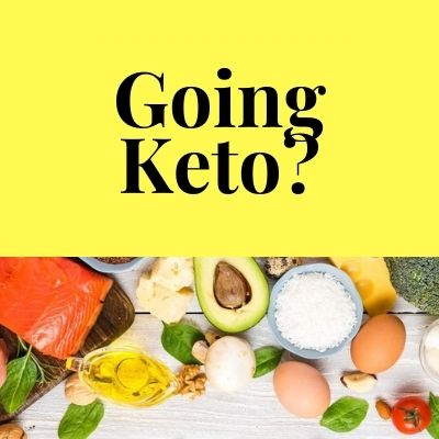 What should I do if I'm thinking about trying the Keto Diet
